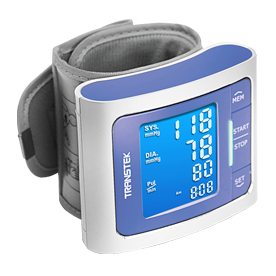 Wrist Blood Pressure Monitors 10+ models